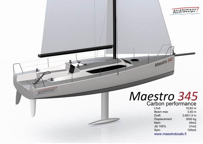 Maestro 345 Mainpage
